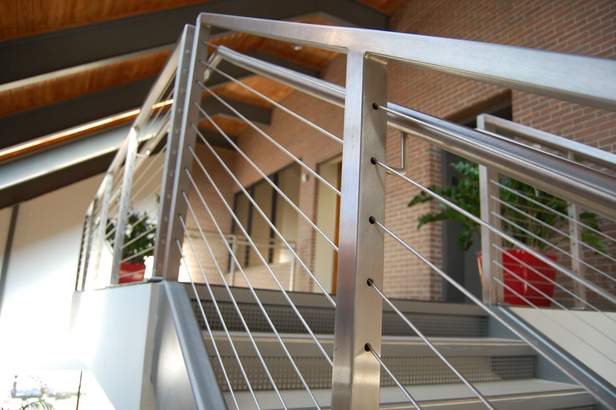 Commercial Staircases And Railings Gallery