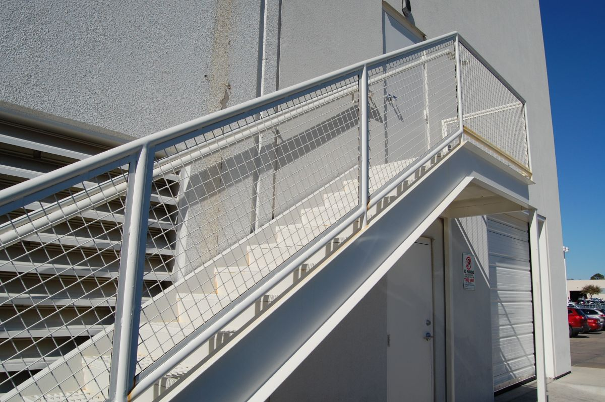 Commercial Stairs And Railings